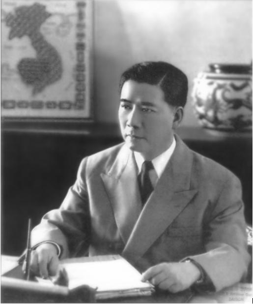 Chí Sĩ Ngô Đình Diệm: Tổng Thống Nước Việt Nam Cộng
